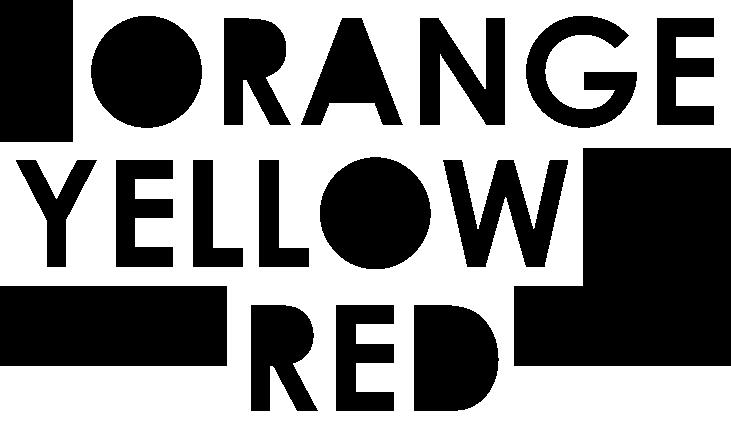 Orange Yellow Red